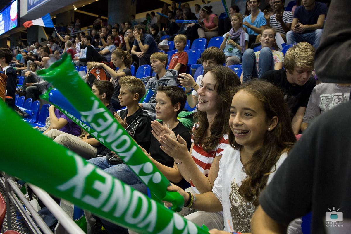 Fédération Française de Badminton - FFBAD