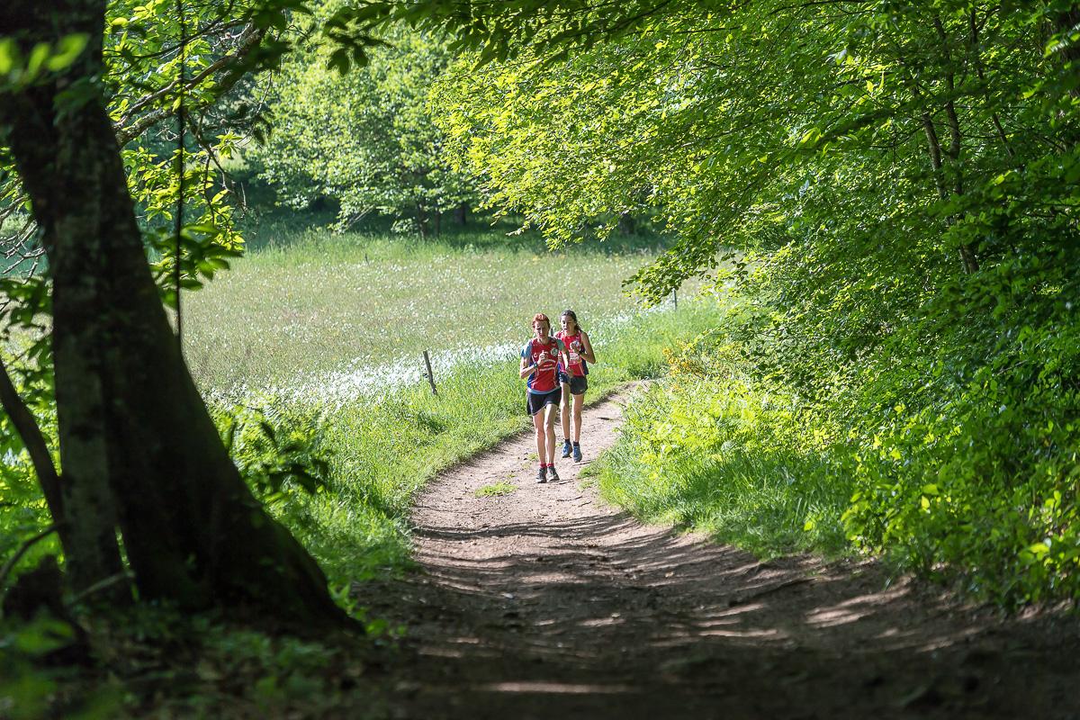 Trail Les gendarmes et les Voleurs de Temps - Ambazac