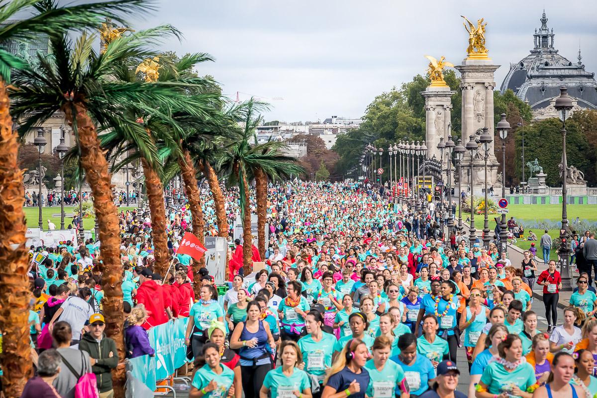 La Parisienne - 1ère course féminine d'Europe