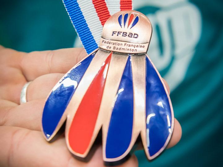 Championnats de France 2018 - Badminton - Voiron