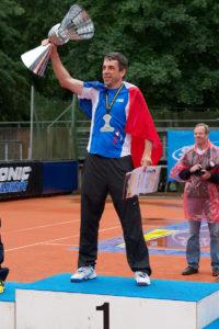 Championnat du monde de Crossminton - Berlin
