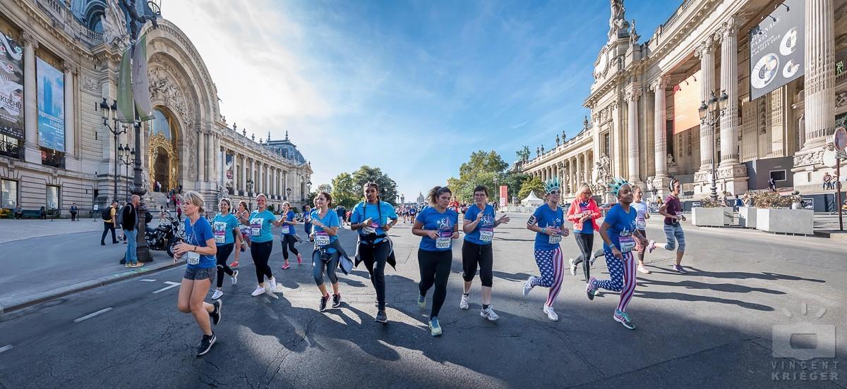 La Parisienne - La 1ère course féminine d'Europe