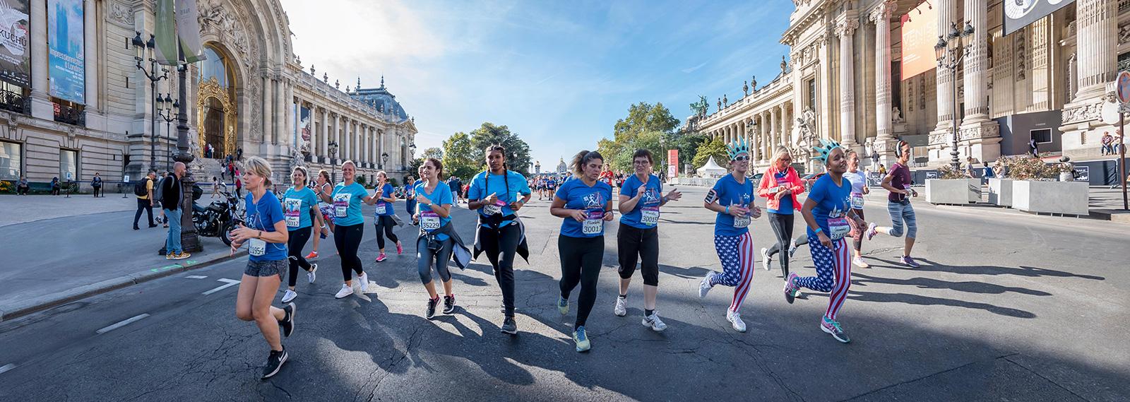 La Parisienne 2018